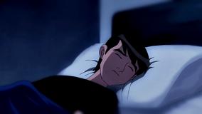 Brandon Sleeping