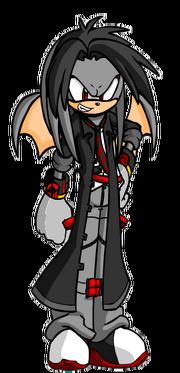 Rex The Mobian BatEchidna