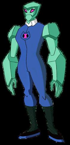 Gwen 10 Diamondhead