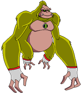 Gorilon chaos