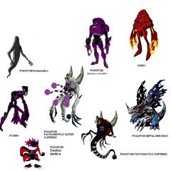 Algunos aliens mas