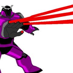 Lo del color púrpura es porque fue el primer color que se me ocurrió que no uso un Techadon hasta ahora