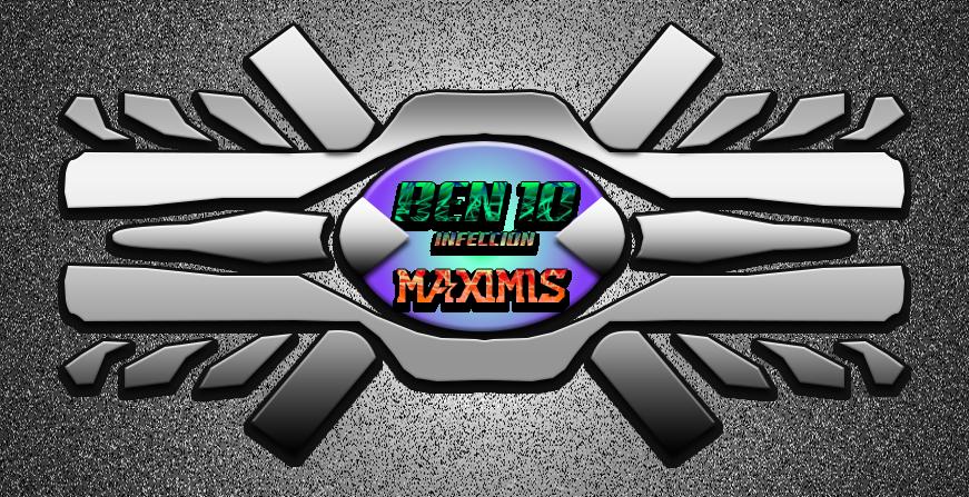 Logo de Infección Maximis (Gracias Supre!)