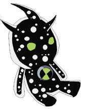 Oso de peloche base;3 - Alien X
