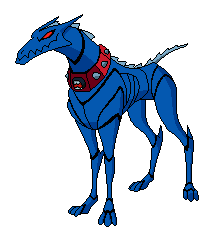 Mascota de Khyper OU