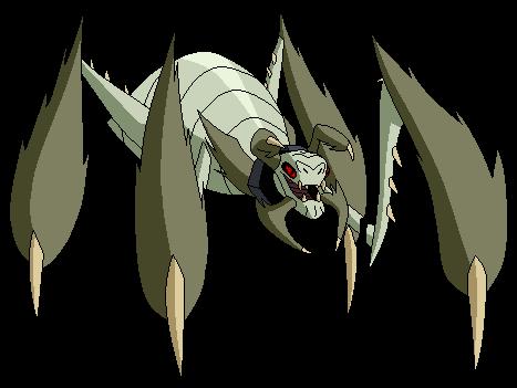 Terroranchula del Nemetrix (Dynamic)