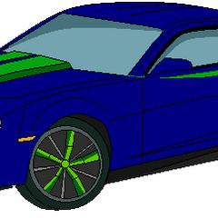 El auto de Eddy, el UCMax-10