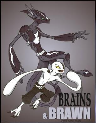 Brains & Brawn