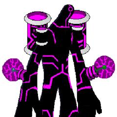 evolucionado a su forma Tetro