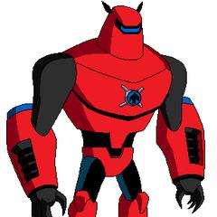 Armorhide Iron(creditos a Davis)
