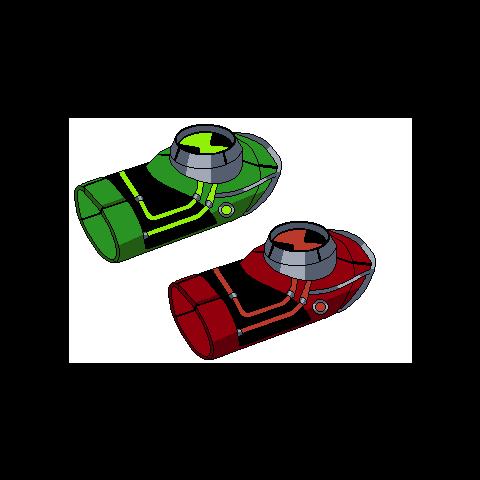 Los Fusiontrixs de Albedo y Ben