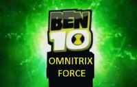 Ben 10 fuerza del omnitrix logo