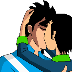 Ken y Jenny Besandose