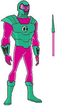 Tempo Warrior (Millo)