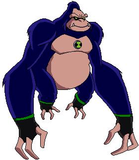 Gorilon nuevo