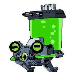 Maquina de Batalla Galvan