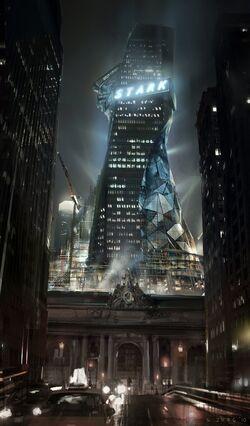 Torre Avengers