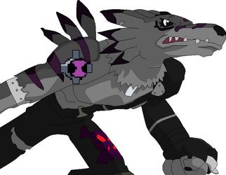 Zackgabumon Maxium 2 (Maligno)