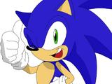 Sonic el erizo.