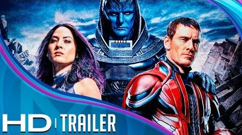 X-MEN APOCALYPSE - Trailer Oficial - Español Latino - HD