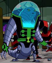 Burbucasco alien de ben