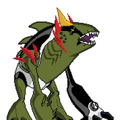 Iguana Pantanosa (Articfire)