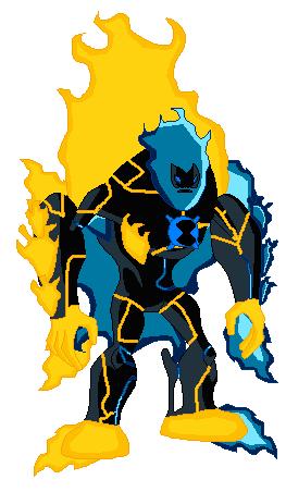 Magna Fuego Pantanoso
