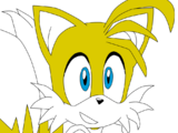 """Miles """"Tails"""" Prower."""
