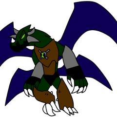 Dinodragon supremo