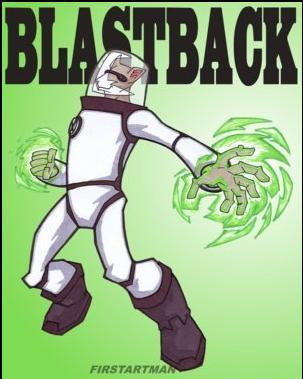 Blastback