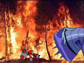 El padre de albedo y psychobos luego de la explosion