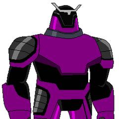 Techadon Robot de mi serie