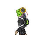 Gwen 10 Dark evolution