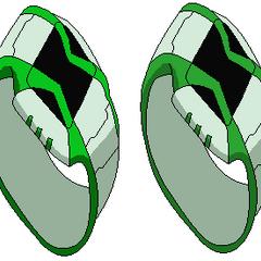 Omnitrix 2 colores