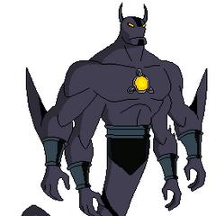 Fantasmagórico (Puede Levitar, Fuerza sobrehumana, Puede lanzar Rayos de sus Ojos, Puede volverse Intangible e Invisible).