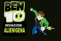 Ben 10 invacion alienigena portada original