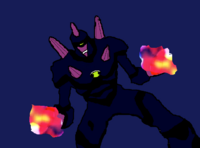 Usando super ultra mega poder