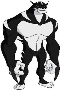 Black tigger (mejorado)