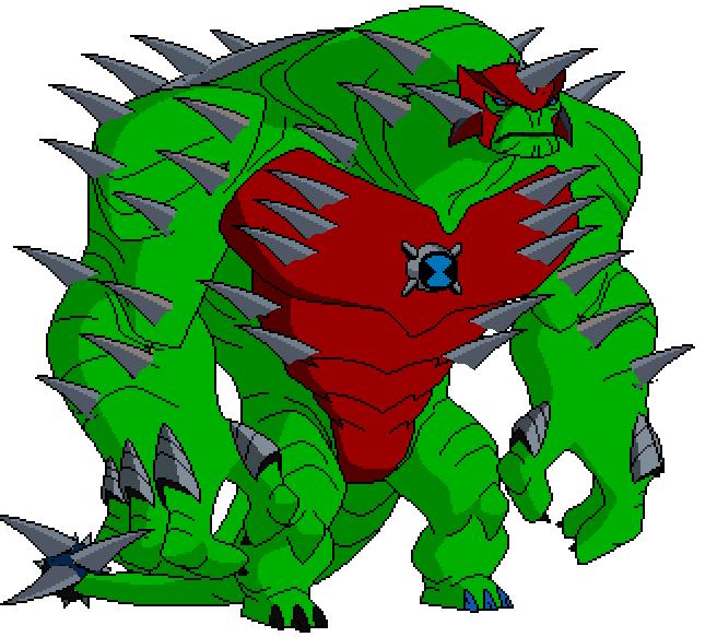 Mega Saurus (PD) y (D10)