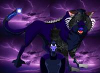 Eon y su lobo