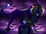 Lobo Oscuro