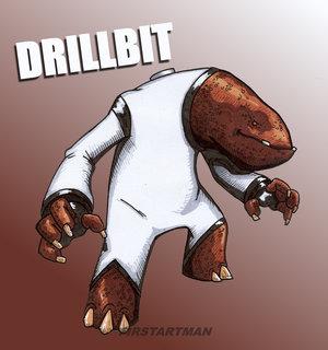 Drillbit