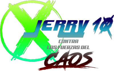 Jerry 10 Logo by Suprematrix