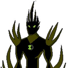 Cactus, el alien pinchos.