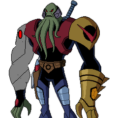 Vilgax regresa.