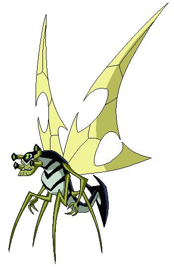 Insectoide Ben 11
