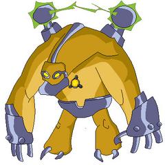 Levitator (Puede lanzar Rayos de su Manos, Super-fuerza, Hacer levitar cualquier cosa)