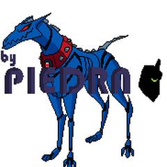 Mascota de Khyber hecha por mi