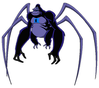 Mono Araña Supremo (D10)