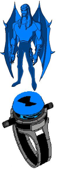 Holograma de Vampire